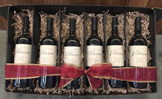 Villicana 6 Bottle Gift Box